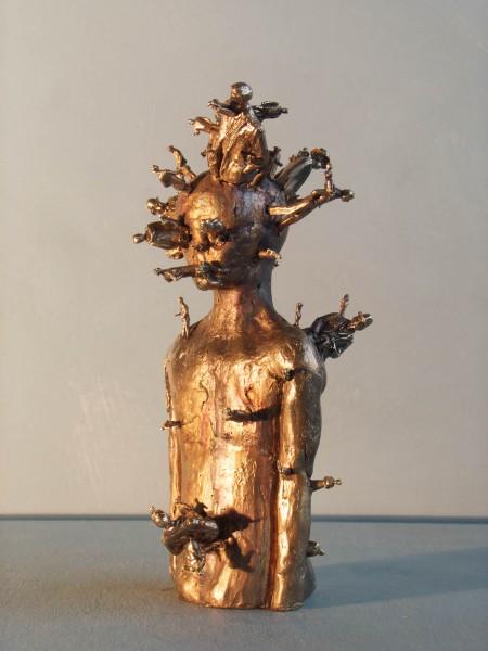 Mensenmensenmensenmens, brons 2012