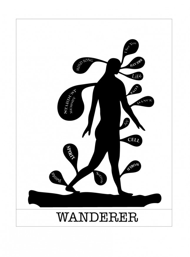 WandererT-shirt ontwerp